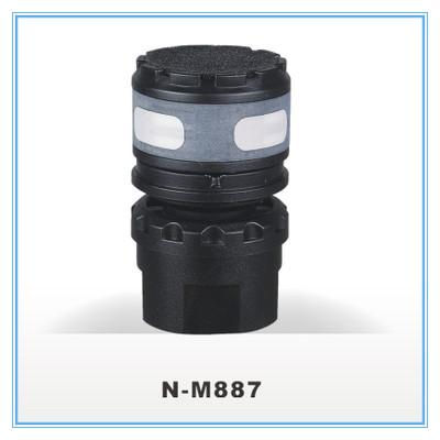 新品上线 厂家直销 动圈式咪芯 话筒拾音头 麦克风音头N-M887