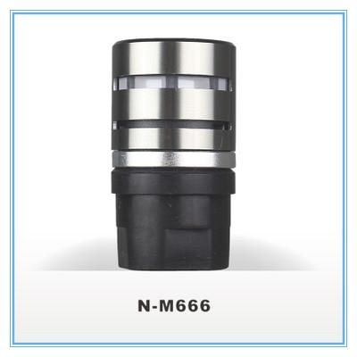 新品上线 厂家直销 动圈式咪芯 话筒拾音头 麦克风音头N-M666
