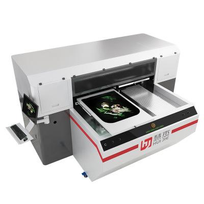 双工位T恤直喷印花机 高效率服装数码印花机