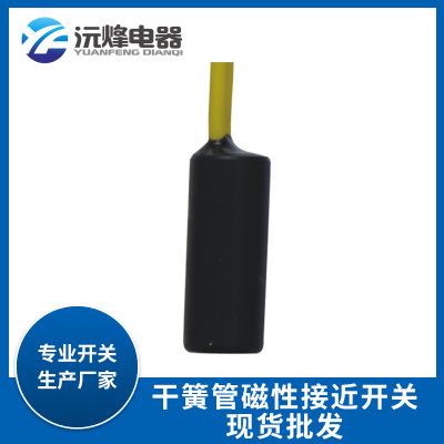 圆柱感应式长距离自动浮球开关水位耐高温耐磨干簧管接近开关加工