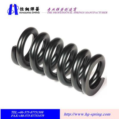 专业生产电梯弹簧 绳头弹簧 电镀缓冲弹簧,支持定制 价格实惠