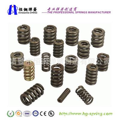 专业生产离合器弹簧、阀门弹簧,气阀弹簧,质量稳定,价格实惠