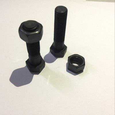 【日一】国标高强度外六角碳钢螺栓 碳钢大头螺丝 异形手拧螺丝