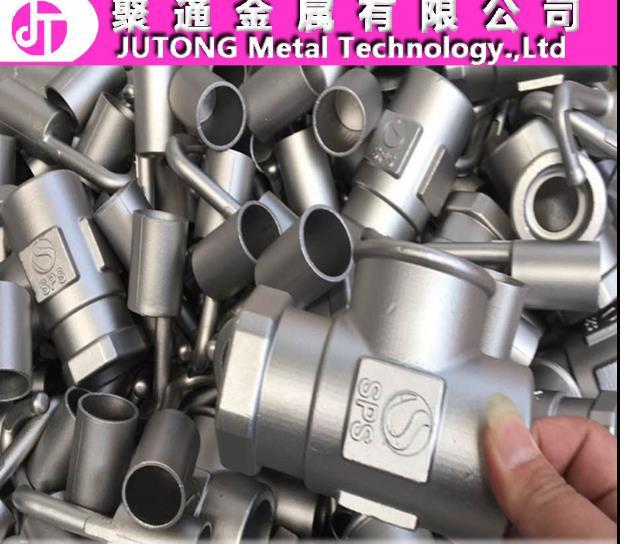 不锈钢精密铸造件非标加工定做机械配件硅溶胶碳钢铸铁