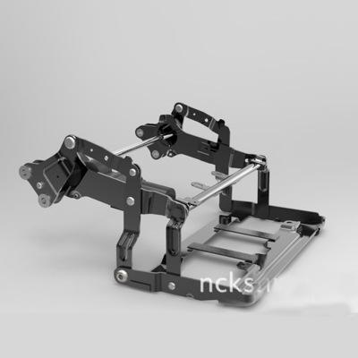 厂家直销埃尔法商务电动座椅脚拖汽车航空座椅脚托配件