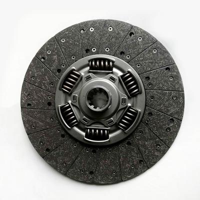 原厂东风天龙旗舰430伊顿离合器片 1601130-TF450 450-520马力用