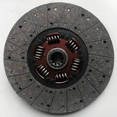 汽车离合器片压盘 豪沃430 1601130-T4000 机械制动器摩擦片配件