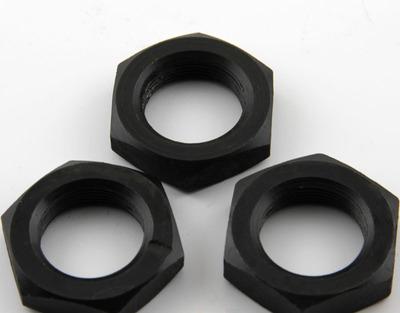 进拓国标六角螺母 M18高强度薄螺母 优质碳钢 大量优德88中文客户端 保质量