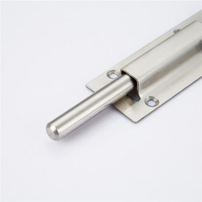 联欣泰4 6 8 10 12寸加厚防盗栓 不锈钢插销 扣门防盗左右插销
