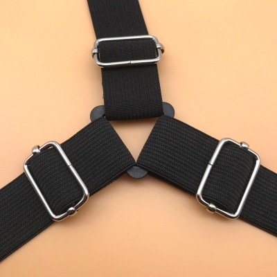 床单固定夹沙发防滑固定衣服裤脚窗帘夹扣 多功能三角床单固定器