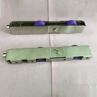 15*24不锈钢5A电机中空门 下滑轮超静音滑顺通用五金配件厂家直销