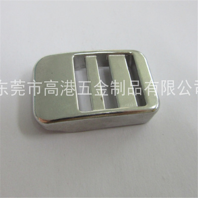 厂家直销不锈钢扣 包扣 三档扣 调节扣 皮带扣 箱包扣 插扣 饰品