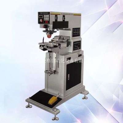 小型单色移印机 玩具塑料电子产品印字机规格4*4钢板单色印刷机