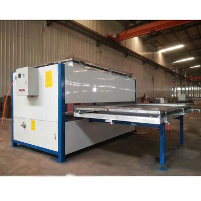 真空吸附木纹转印机 明兴机械低能耗环保木纹转印机促销