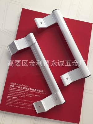 厂家直销出口东南亚 把手铝合金拉门窗执手拉手推拉移门一字拉手