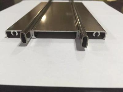 厂家生产铝合金推拉门窗不锈钢导轨304不锈钢导轨门窗下轨铜钢条