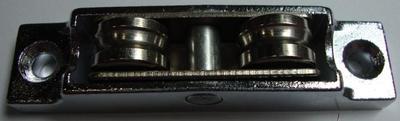 PWS【品质保证】【价格实惠】供应滑轮-80,88可调双槽轮91020023
