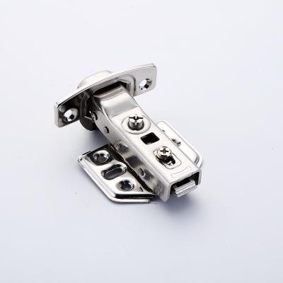 厂家批发 304不锈钢加厚静音铰链 液压阻尼缓冲合页铰链五金优德88娱乐官网