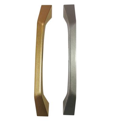 现货 铝合金重型推拉门拉手玻璃推拉门现代简约金色拉手 定制