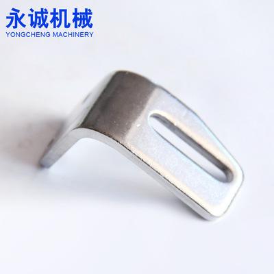 厂家供应缝纫机不锈钢配件 工业服装机械设备电动缝纫机配件加工