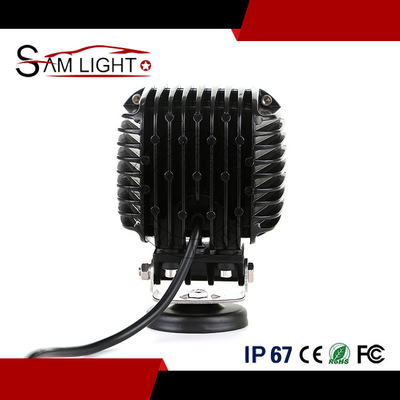 5英寸40W科瑞汽车LED工作灯 加装车灯越野车灯40W工作灯 led车灯