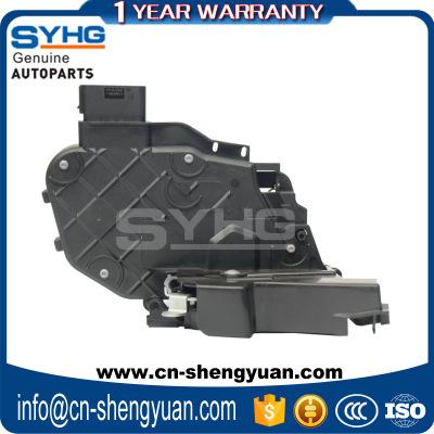 适用于路虎低配 前左闭锁器汽车中控门锁LR011277/6W8A21813GD