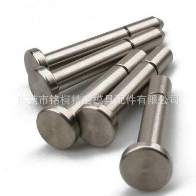 大量优德88中文客户端压铸模顶针 精密顶针司筒 全硬耐热司筒 模具标准顶针
