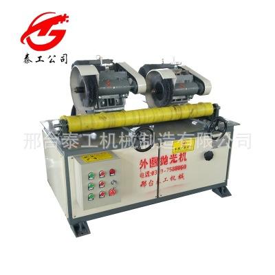 专业生产圆管除锈机 钢管除锈机 天然气管道除锈机