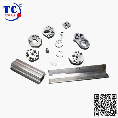 精密五金零件不锈钢加工 铝合金零件加工 CNC机械零件铝压铸件