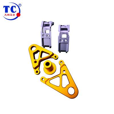 供应非标定制螺丝及轴类专业金属五金配件加工机械手结构组件加工