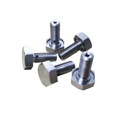 304不锈钢螺丝加工 数控车床加工非标螺丝紧固零件