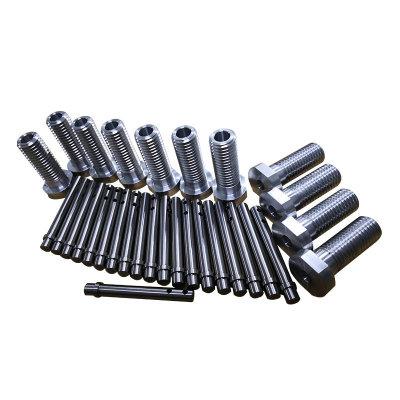 非标定制螺丝及轴类加工 专业金属五金配件加工 车床零件加工