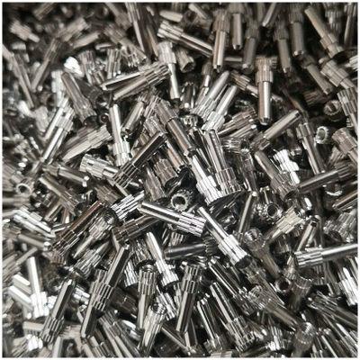 定制连接器防水插座插针航空插针 公母铜针 生产厂家可定制