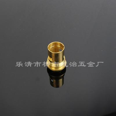 厂家直销14*27*19.8φ铜螺母 精密环保 无铅铜 非标定制 量大从优