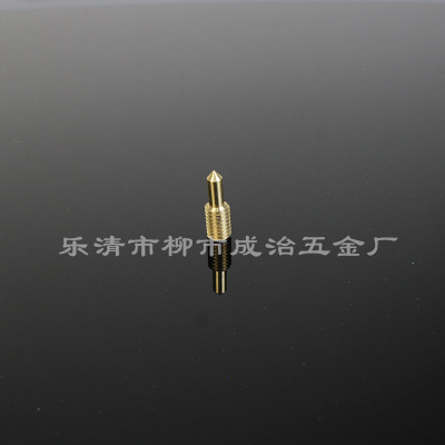 厂家直销 M6X18X6 铜螺丝 精密环保 无铅铜 优