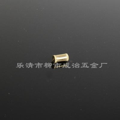 厂家直销 M3*8*4.2铜嵌件 精密环保 无铅铜 非标定制 量大从优