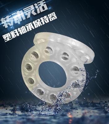 现货供应推力球塑料保持架PP塑料保持架兴瑞达轴承塑料保持器定制