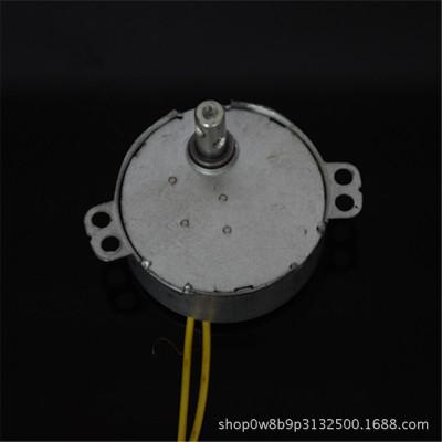厂家直销电风扇同步电机摇头4W 5转 转页扇同步电机通用