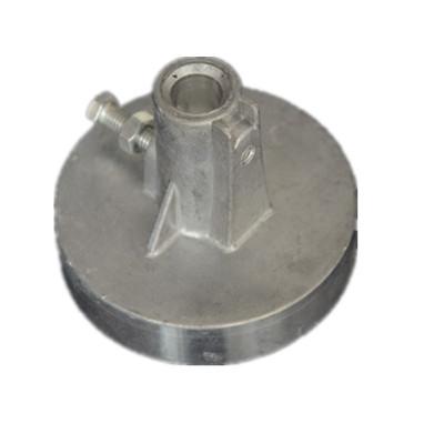 厂家直销洗衣机脱水桶甩干桶铝质联轴器连轴器小盘连接器甩桶电机