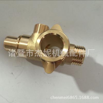 铜配件加工厂家 精密非标铜产品加工车件加工铜件cnc五金件加工