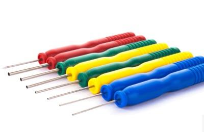 厂家直销 不沾锡不锈钢空芯针 空心针 拆针脚元件