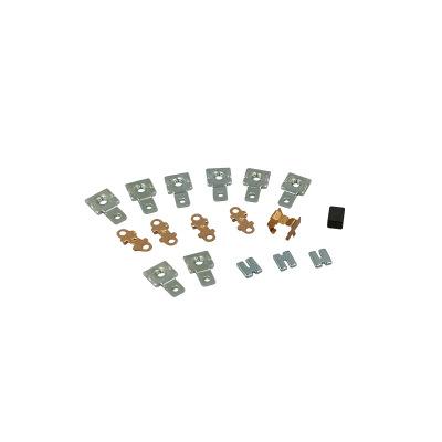 兴业电器交流接触器主触头CJ19-21配件动静银触点接触片配件
