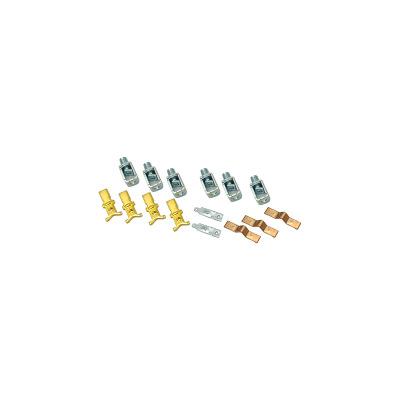厂家直供CJX2 80 95A 系列的接线脚交流接触器配件 货源充足