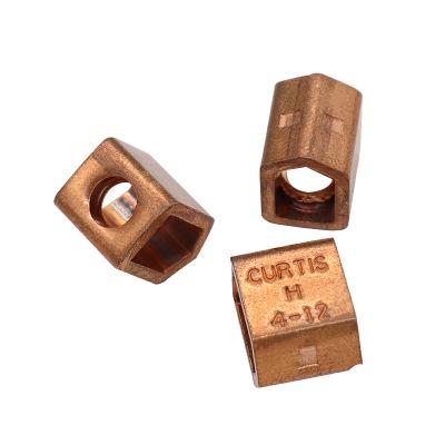 五金冲压件 加工零件精加工 镀锡铜冲床件 来图五金加工定制