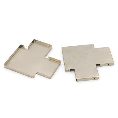 冲压件五金非标定制 配件屏蔽罩加工中心定做不锈钢 五金零件冲床