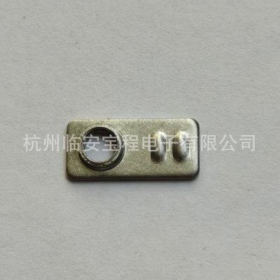 批发电热电器不锈钢五金配件M4接线片 家用电器金属配件连接件
