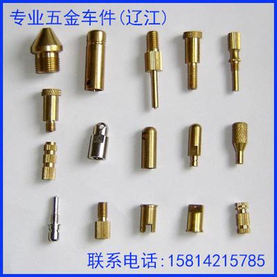 精密铜件加工机械五金六角五金车件加工厂家 非标产品机加工