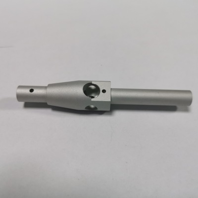 数控车床精密加工 铝合金外壳定做加工 铝管连接零件加工定做