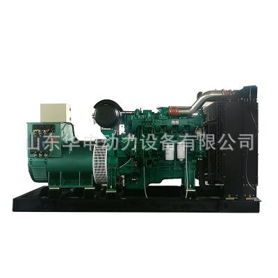 广西玉柴300千瓦常用柴油发电机组 玉柴动力配星诺无刷发电机
