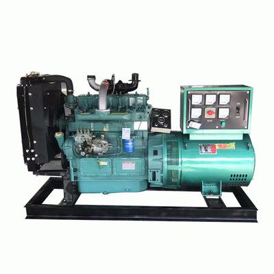 潍坊50kw柴油发电机组 移动式家用、野外施工用柴油发电机 50kw